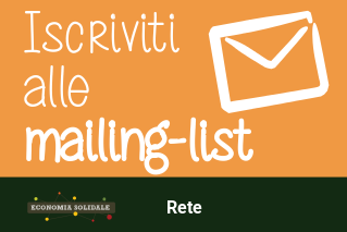 Iscriviti alle mailing list.
